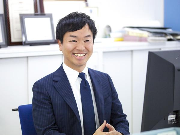 代表取締役 藤村昌平